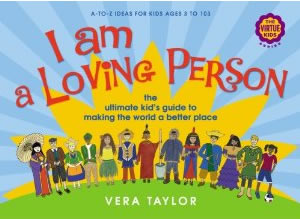 Book cover for I Am a Loving Person